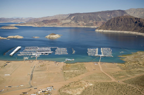 Our Marina on Lake Mead